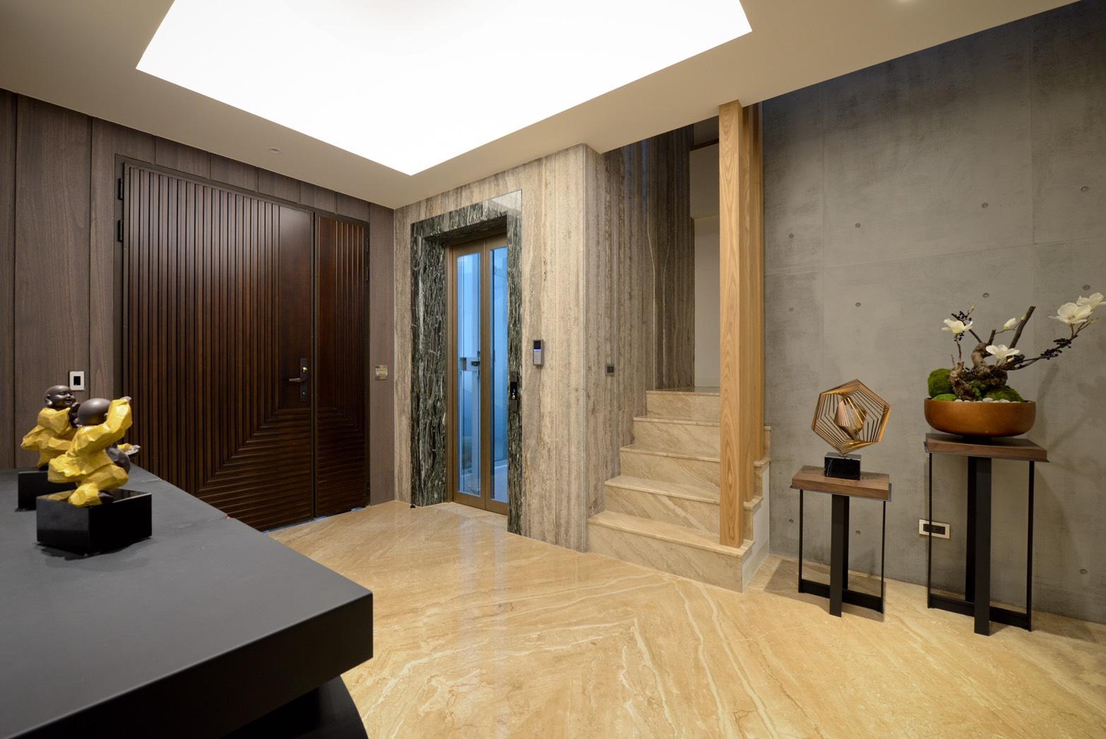台南-艾馬設計玄關
