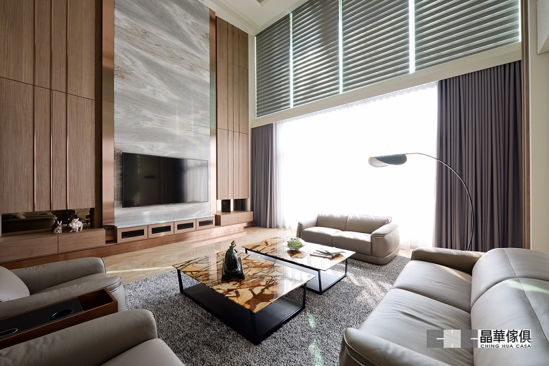 台南-艾馬設計|客廳