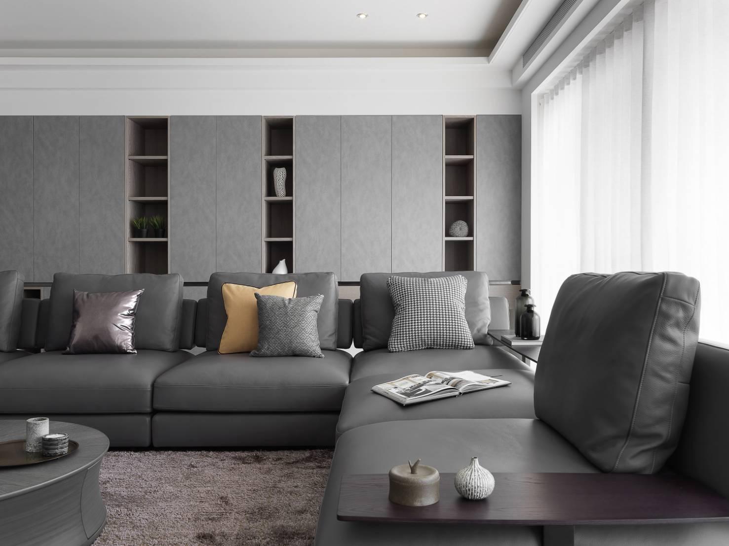 高雄精品沙發久柞設計 客廳