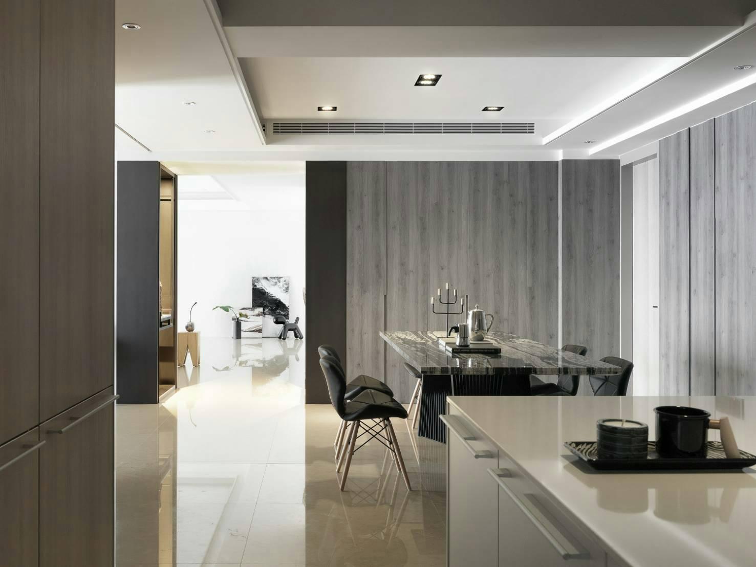 高雄精品沙發久柞設計|餐廳