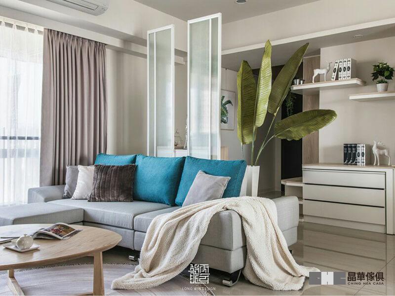 北歐室內設計案例分享,輕鬆打造俐落極簡風