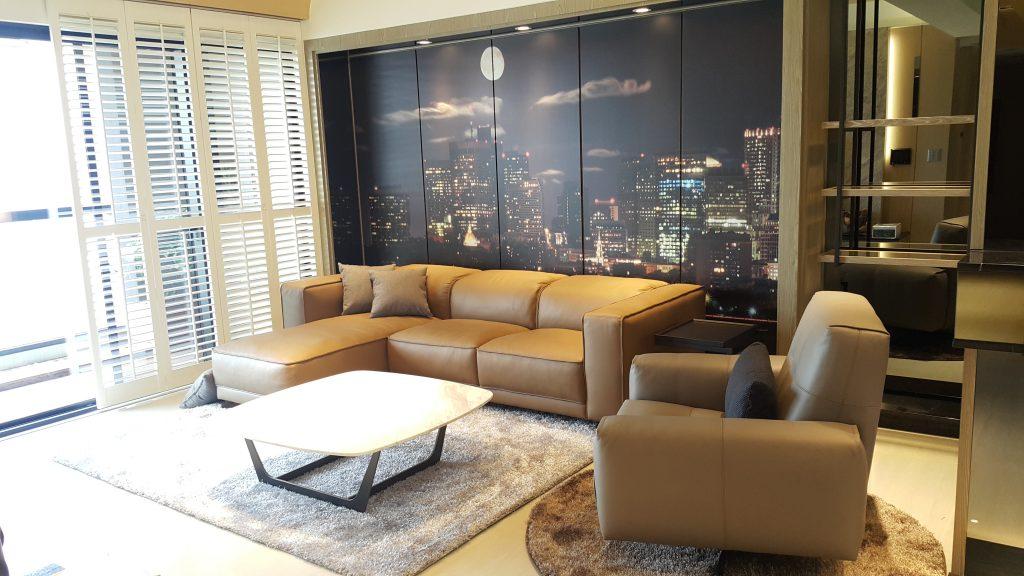 茶几風格可根據客廳裝潢來作合適的搭配