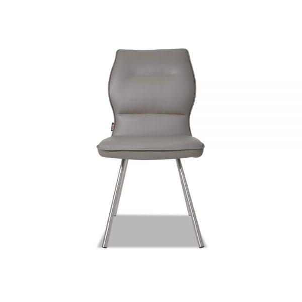 6933灰色餐椅