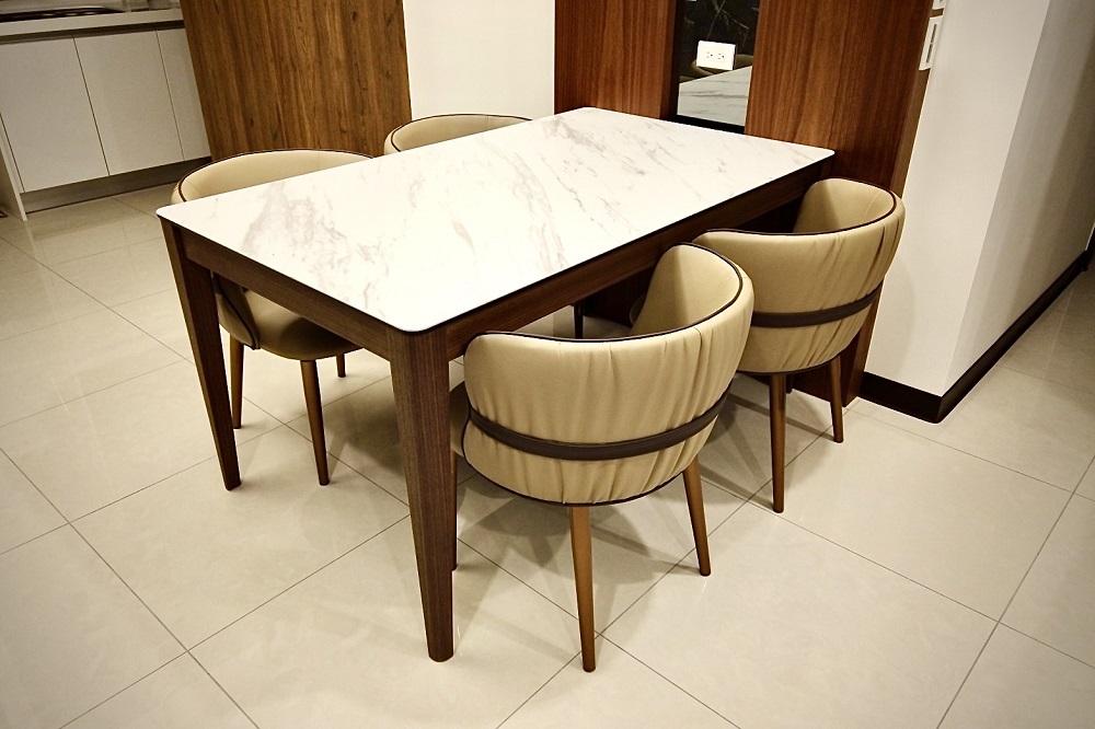 沃荷315a2餐桌-客戶案例