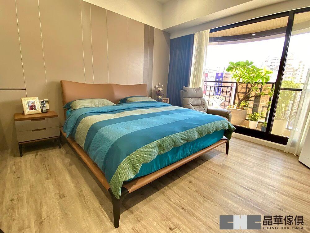 臥室床台-客戶案例