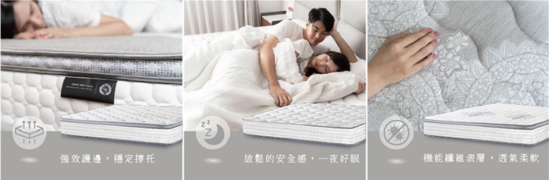 床墊優惠情境圖|晶華傢俱